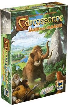 Play Carcassonne: Hunters and Gatherers Online | Tabletopia
