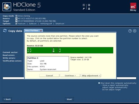 HDClone Standard Edition | Miray Software