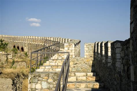 The Kale: Skopje's Medieval Fortress - Macedonia For 91 Days